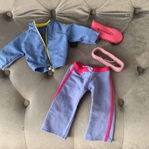 """American Girl 18"""" Doll Clothes Innerstar Outfit"""